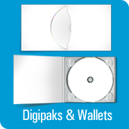 Digipaks & Wallet Design