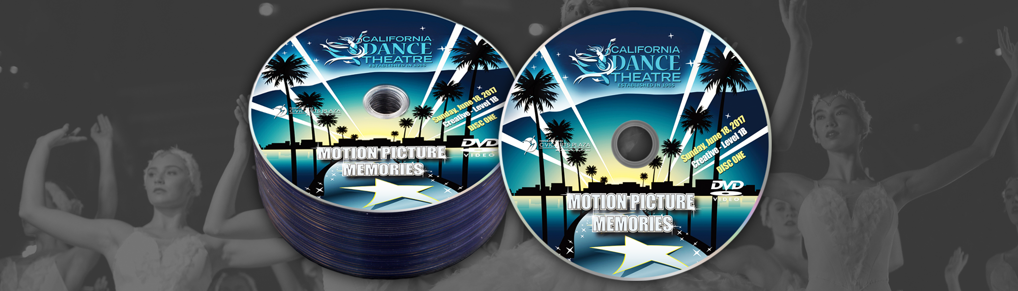 DVD Duplication & Printing