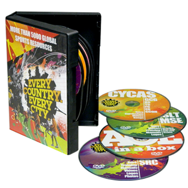 Multi-Disc/Custom Packaging