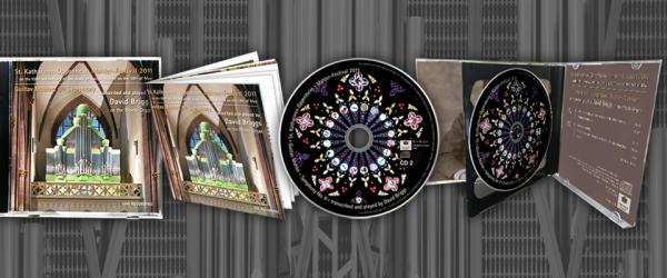 2 Disc Jewel Case with 12 Page Booklet