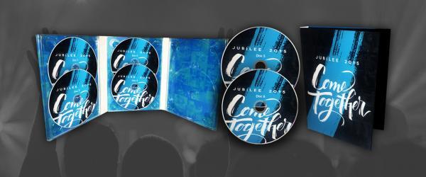 Multi-Disc Digipak