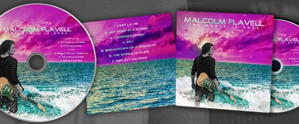 CDs in Jackets