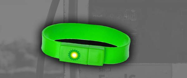 Wristband USBs