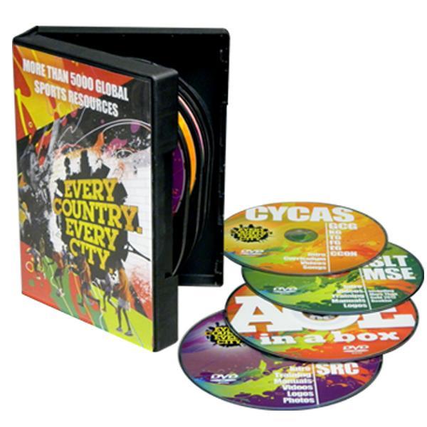 Disc Sets / Audio Books