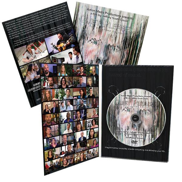 Discs in DVD Digipaks