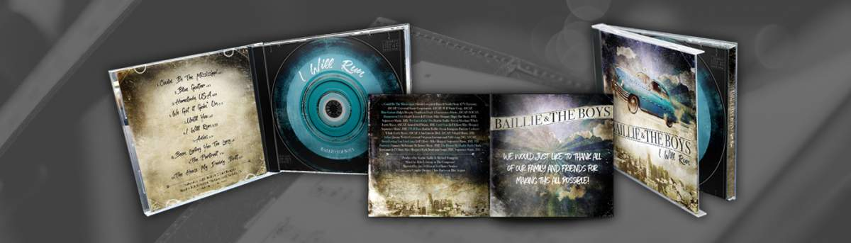 Custom CD Cases