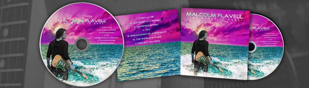 Custom CD Sleeves
