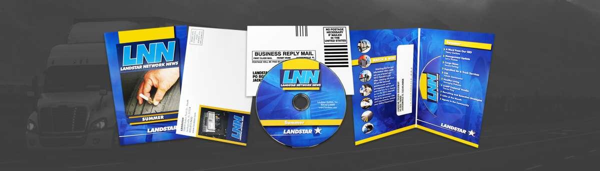CD Mailer Printing